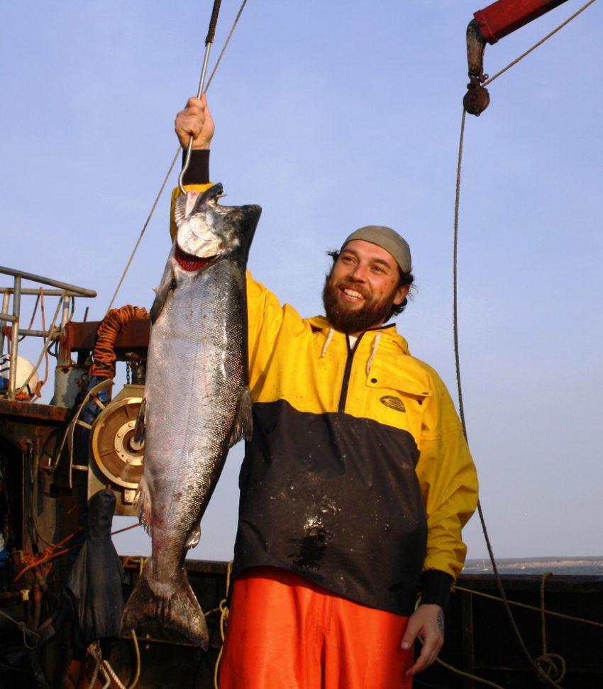 King Salmon - Bristol Bay, Alaska