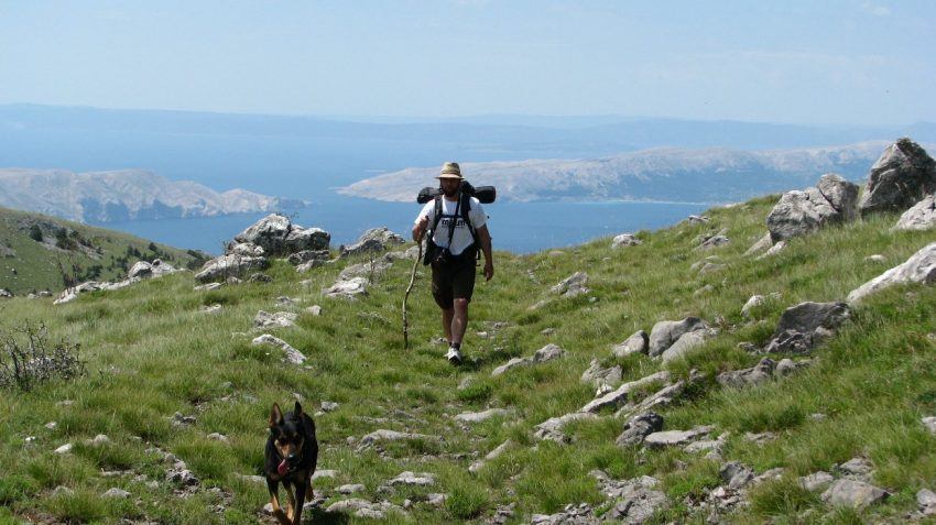 Velebit Mountain, Croatia