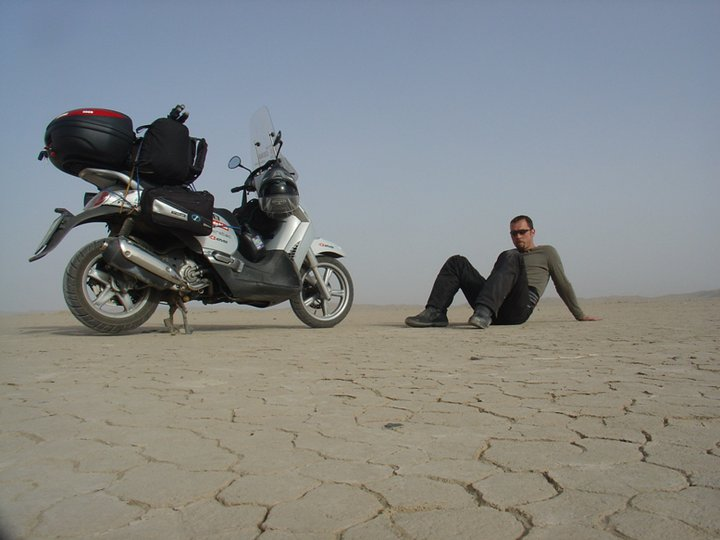 Dusht-e Lut - desert in the East of Iran